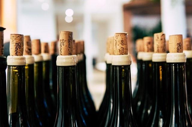 Wine Bottles | Vineyard Insurance